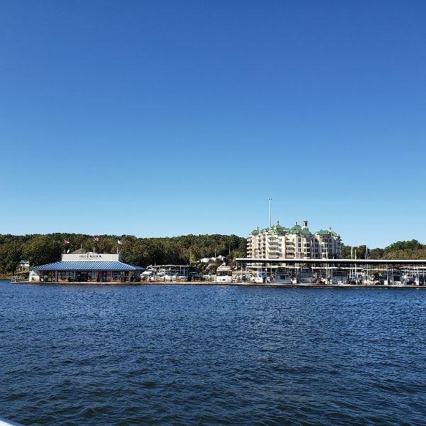 Grand Harbor was a nice marina.