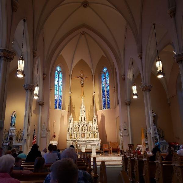 St. Mary's, Alton