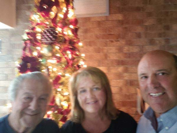 Christmas with Bob Wilson was very nice.